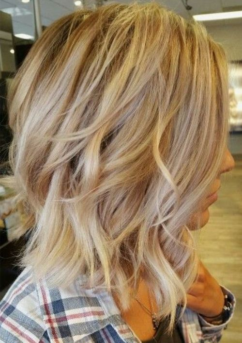 Top 19 Eye Catching Short Blonde Hairstyles 2018 For Women With