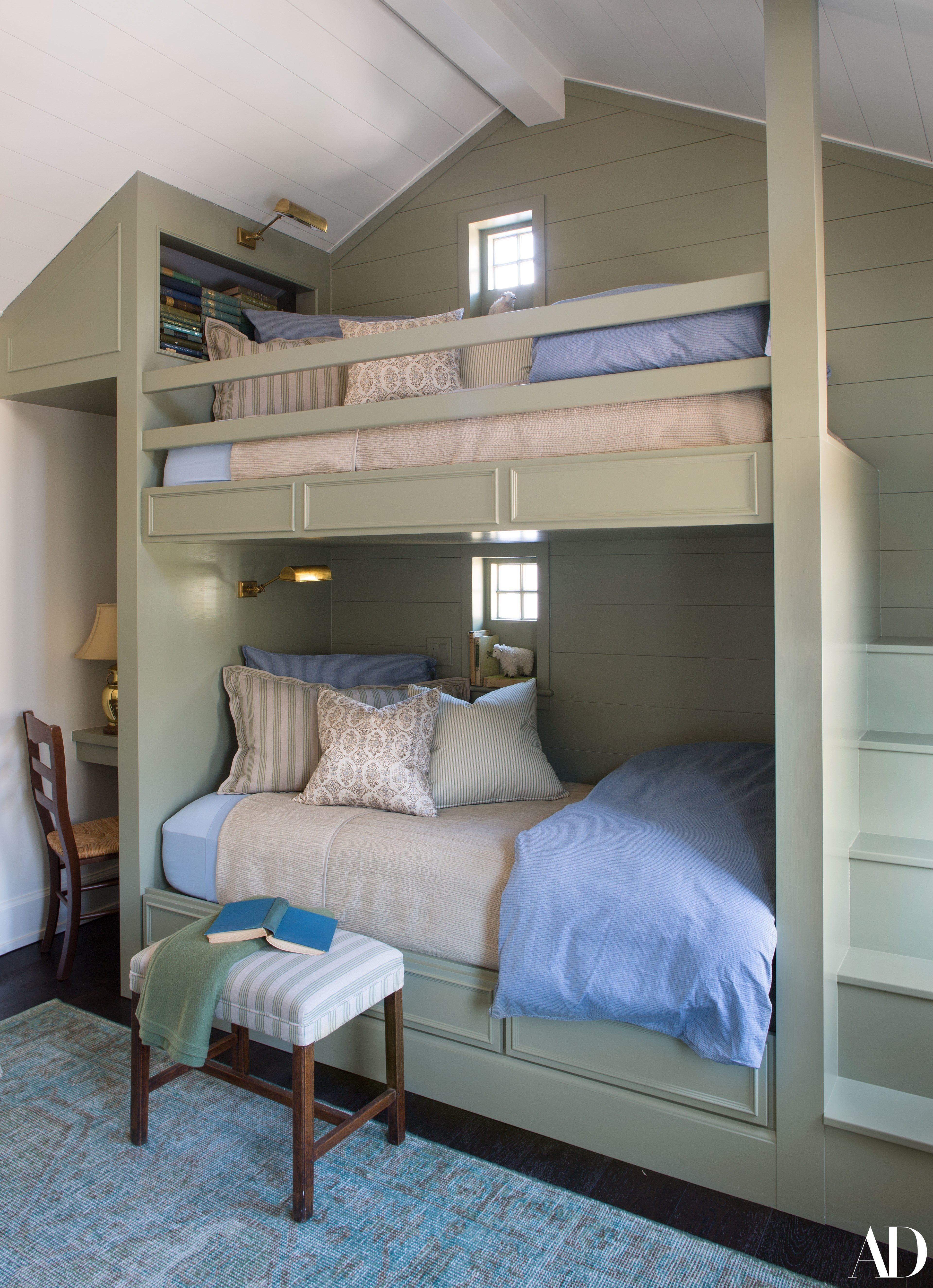 Custom Bunk Bed Plans
