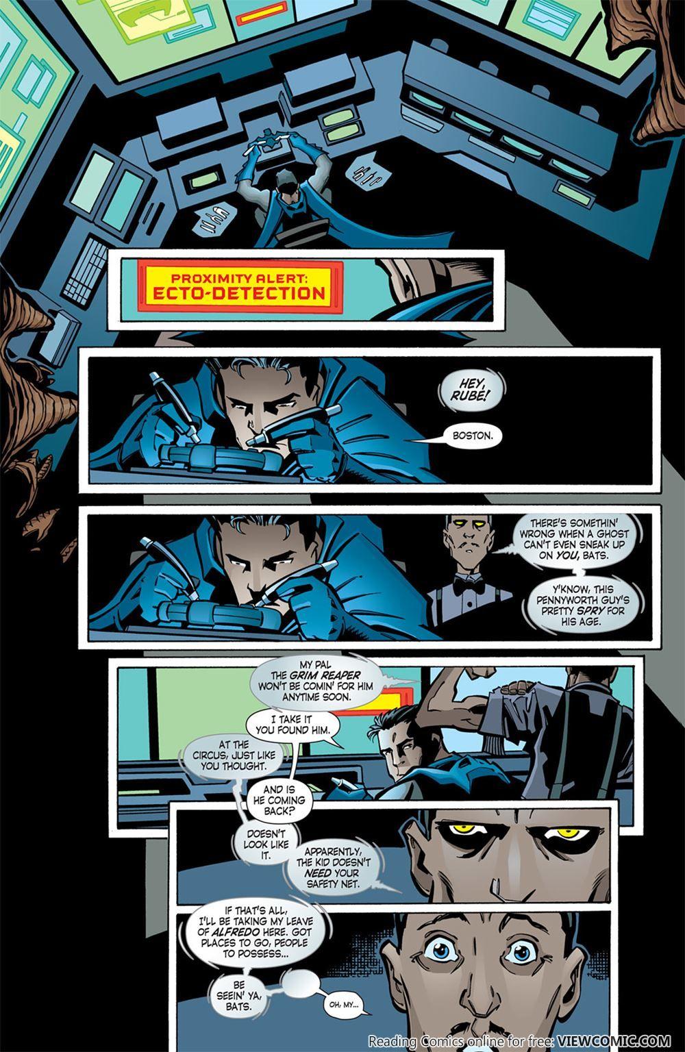 Nightwing v2 103 (2005)  Pg20