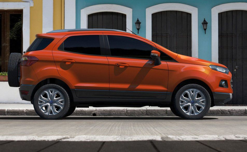 Ford India slashes car prices by up to Rs 1.07 lakh Ford