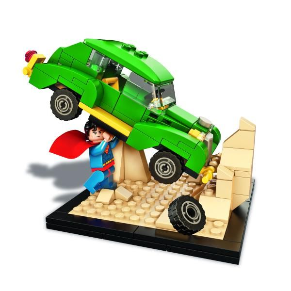 LEGO Is Bringing An Action Comics #1 Superman Set To SDCC