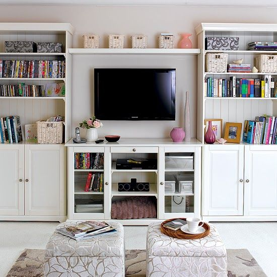 Storage Solutions For Living Rooms Country Pictures Room Edition Tv Muebles Salon