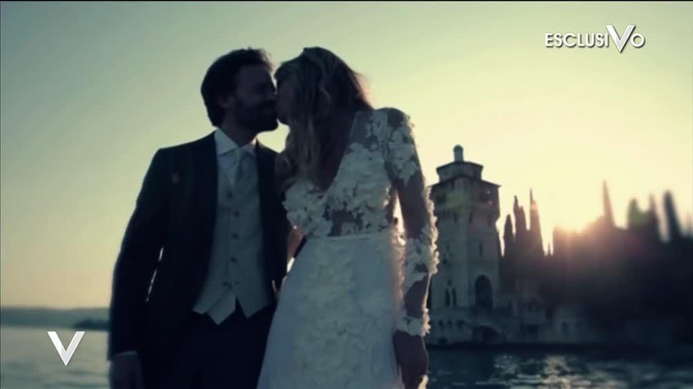 Matrimonio di Elenoire Casalegno Torre San Marco, Lago di Garda ...