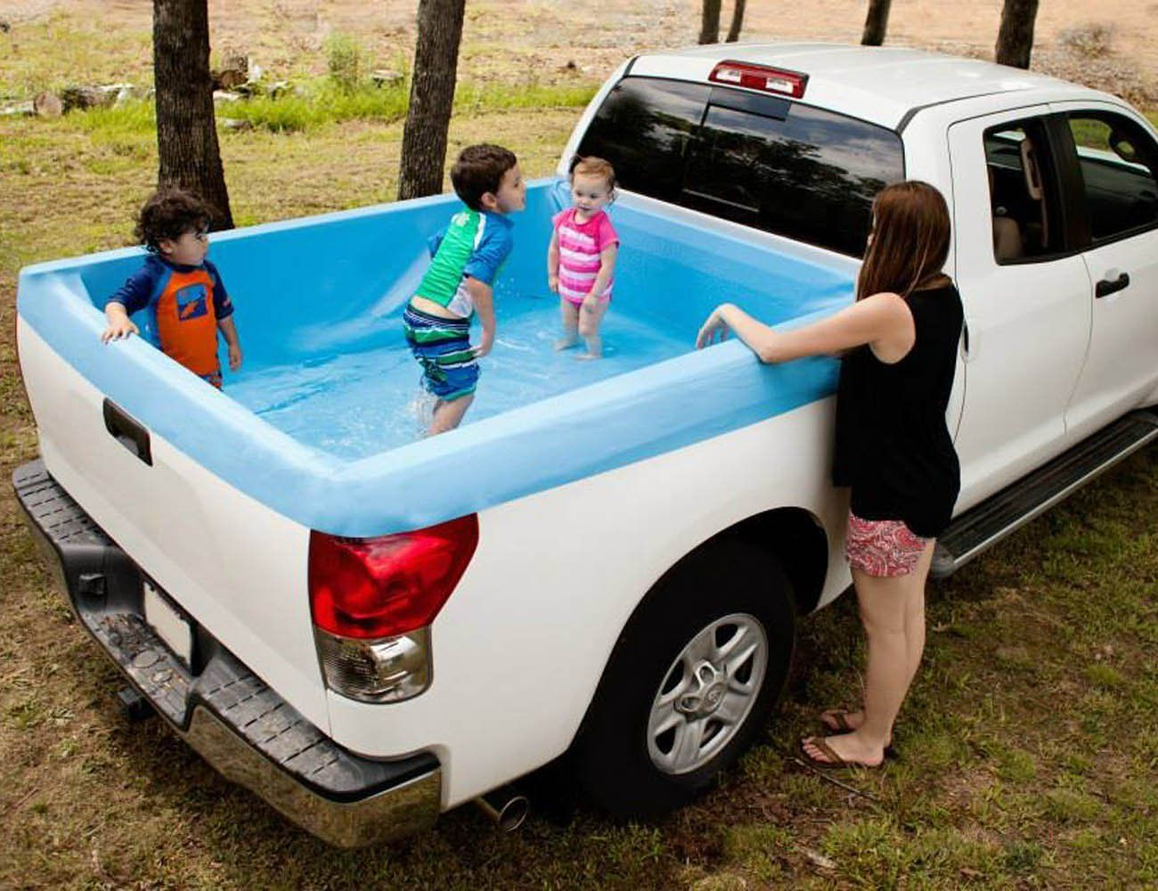Pickup Pools A Truck Bed Swimming Pool Truck Bed Truck Bed Date Swimming Pools