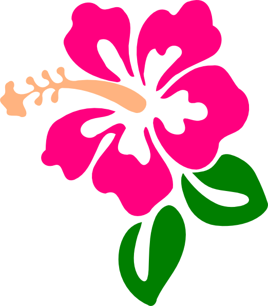 Pin By Milagro Vivas On Ideas Hibiscus Clip Art Hibiscus Drawing Hibiscus