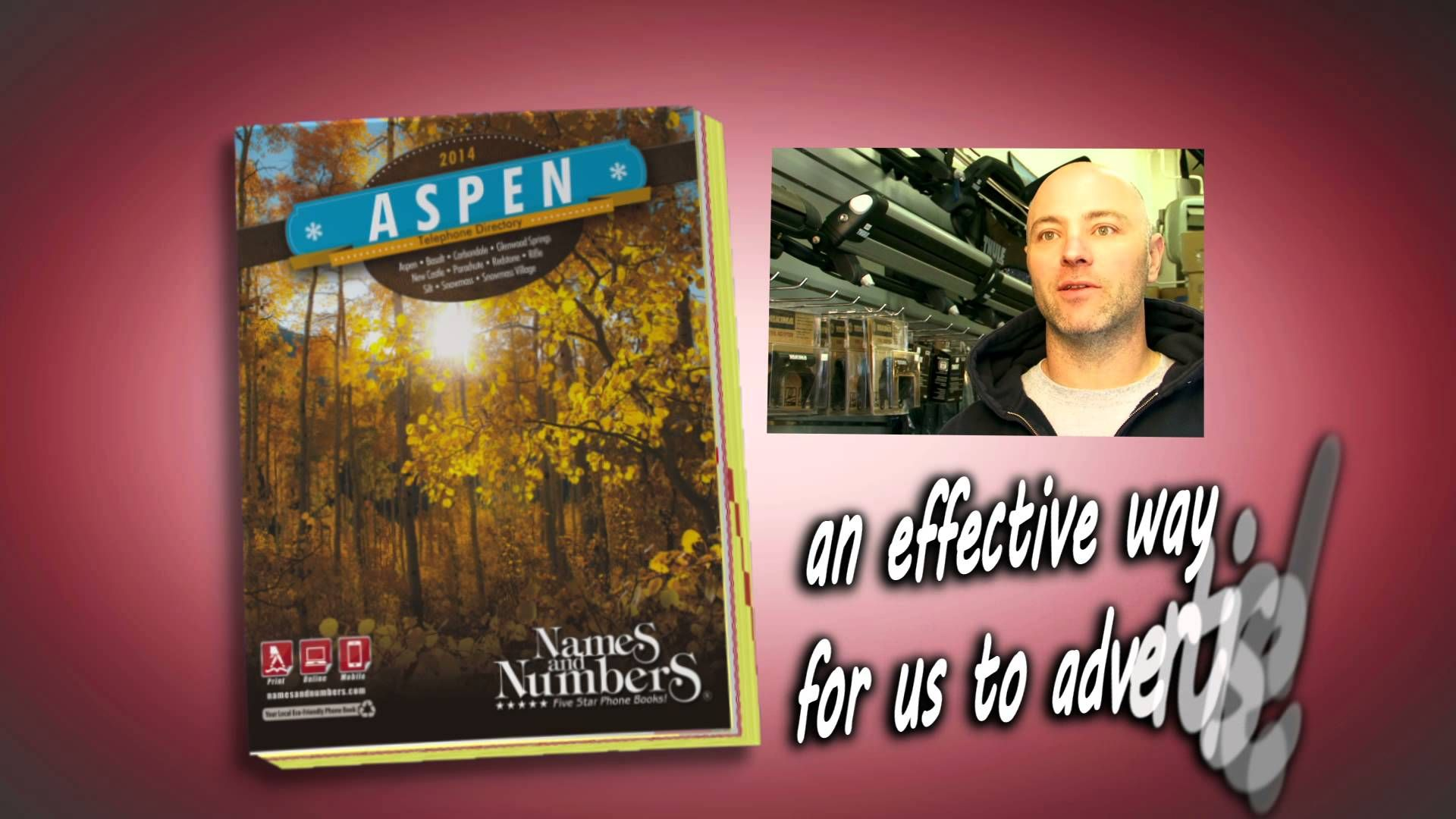 Aspen colorado names and numbers yellow pages cracks