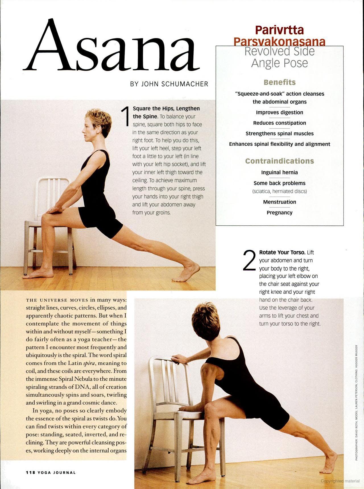 Yoga Journal Google Books Best cardio workout, Yoga