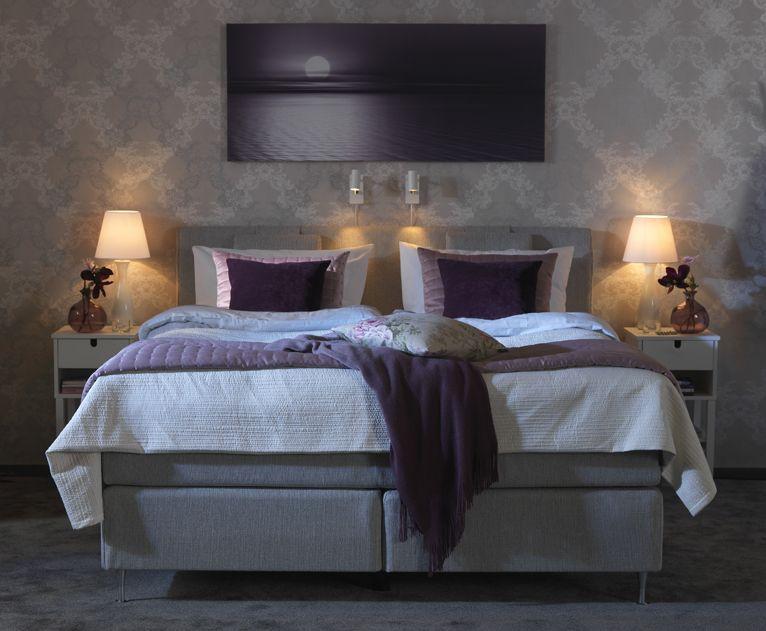 Ett sovrum attälska! Sovrum Pinterest Sovrum, Ems och Möbler