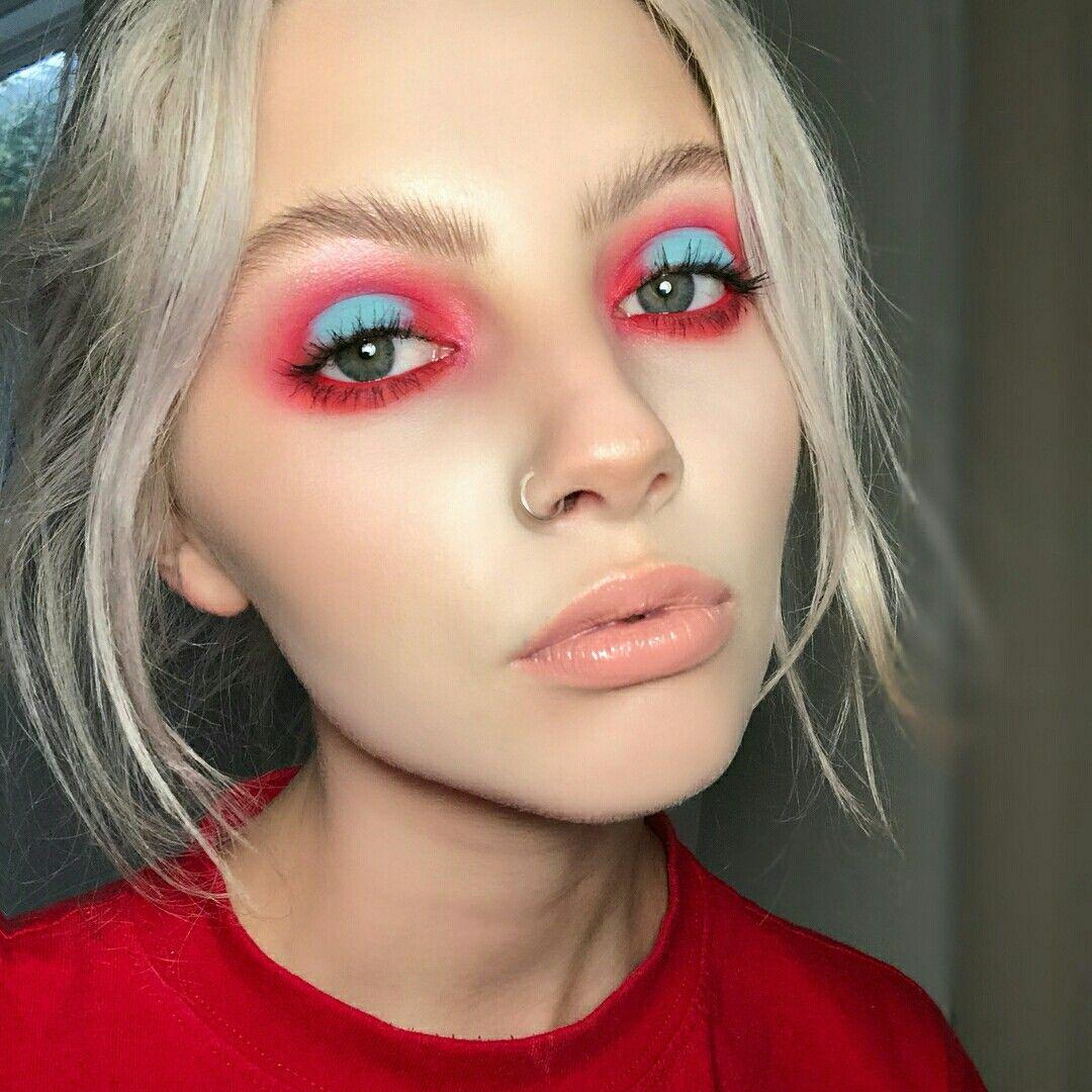 Pin by Honestymendez on Makeup Vamp makeup, Artistry