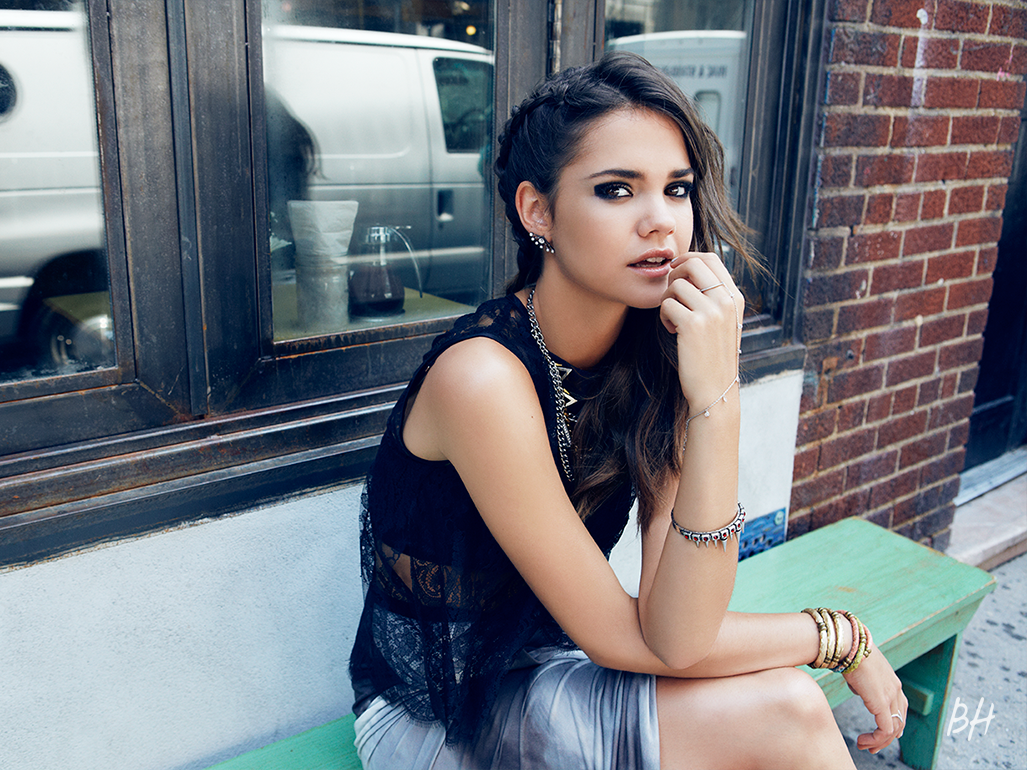 Maia Mitchell of 'The Fosters' On Being More Daring With Makeup | Beauty High
