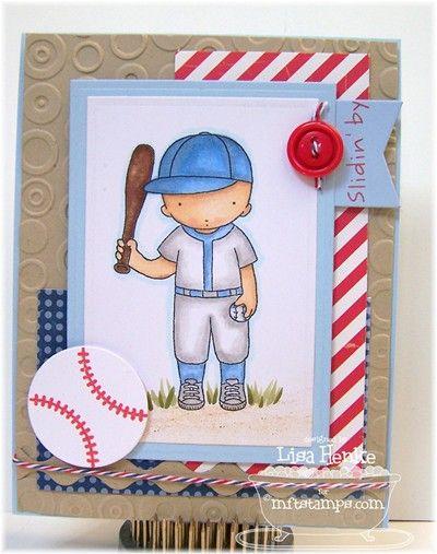 MFTWSC71  PI-Baseball Boy  rectangle stax 1 & 2 Die-namics  Mix & Match Banner Die-namics  Squiggle Border Die-namics  All-Star Die-namics