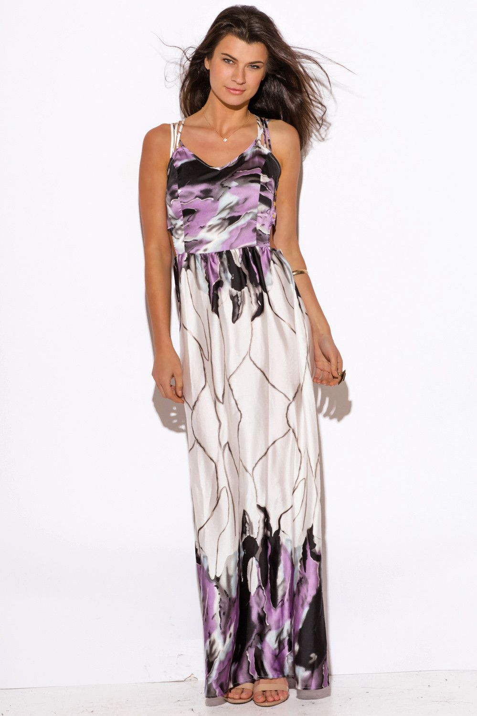 Electric Love Watercolor Maxi Dress The Laguna Room Maxi Dress Dresses Floral Maxi Dress [ 1500 x 999 Pixel ]