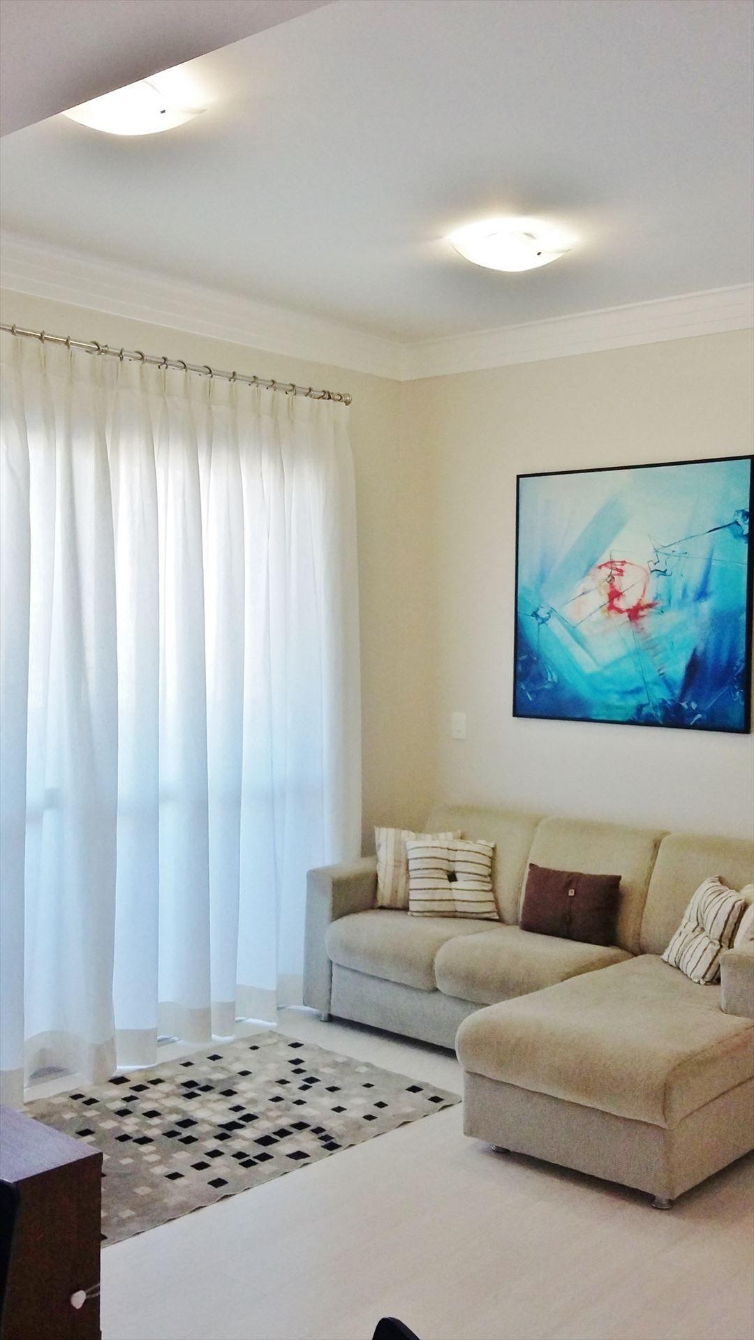 Apartamento Com 84 M2 Vista Descortinada 2 Su Tes Sala 2
