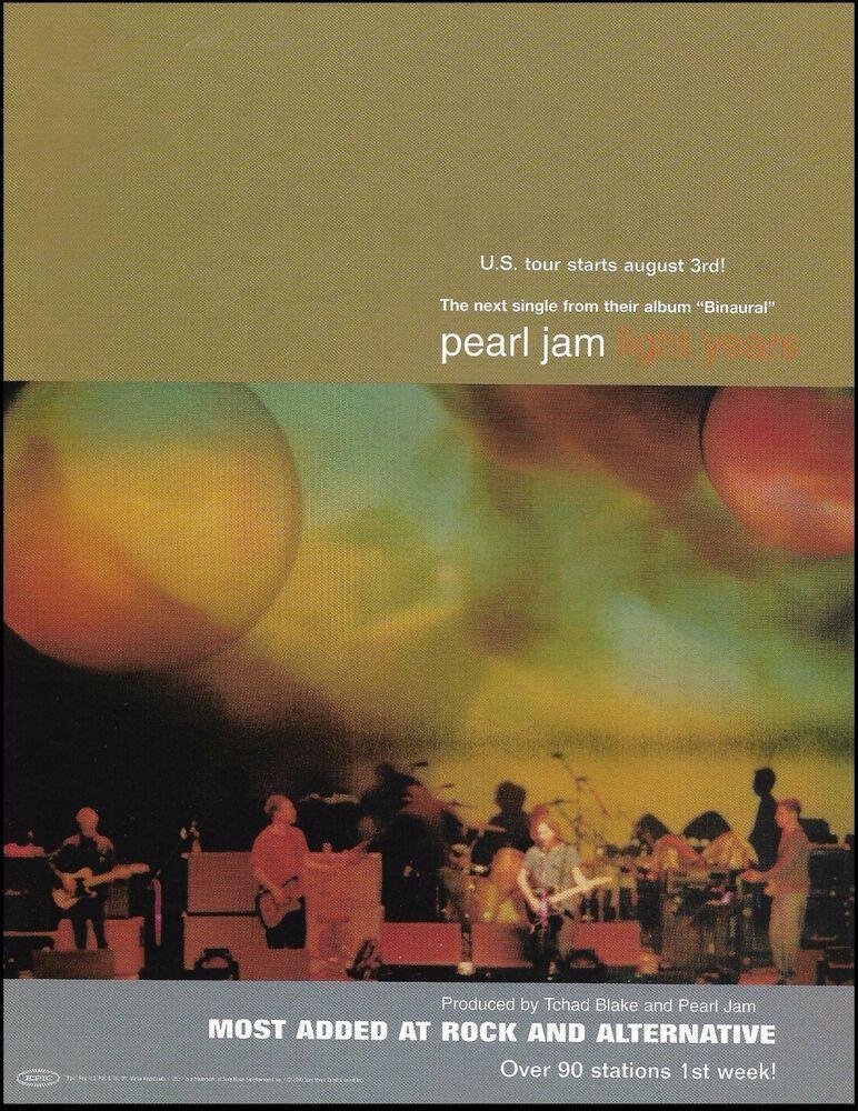 Pin On Pearl Jam Memorabilia