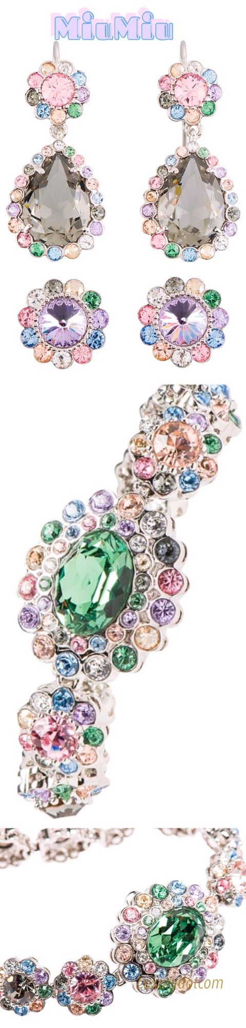 MiuMiu luxury designer accessories Collage by #Luxurydotcom
