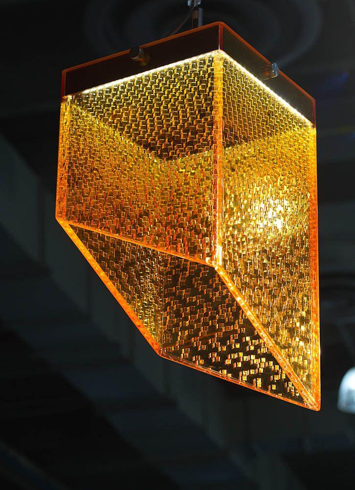 Density Pendant Light Fixture