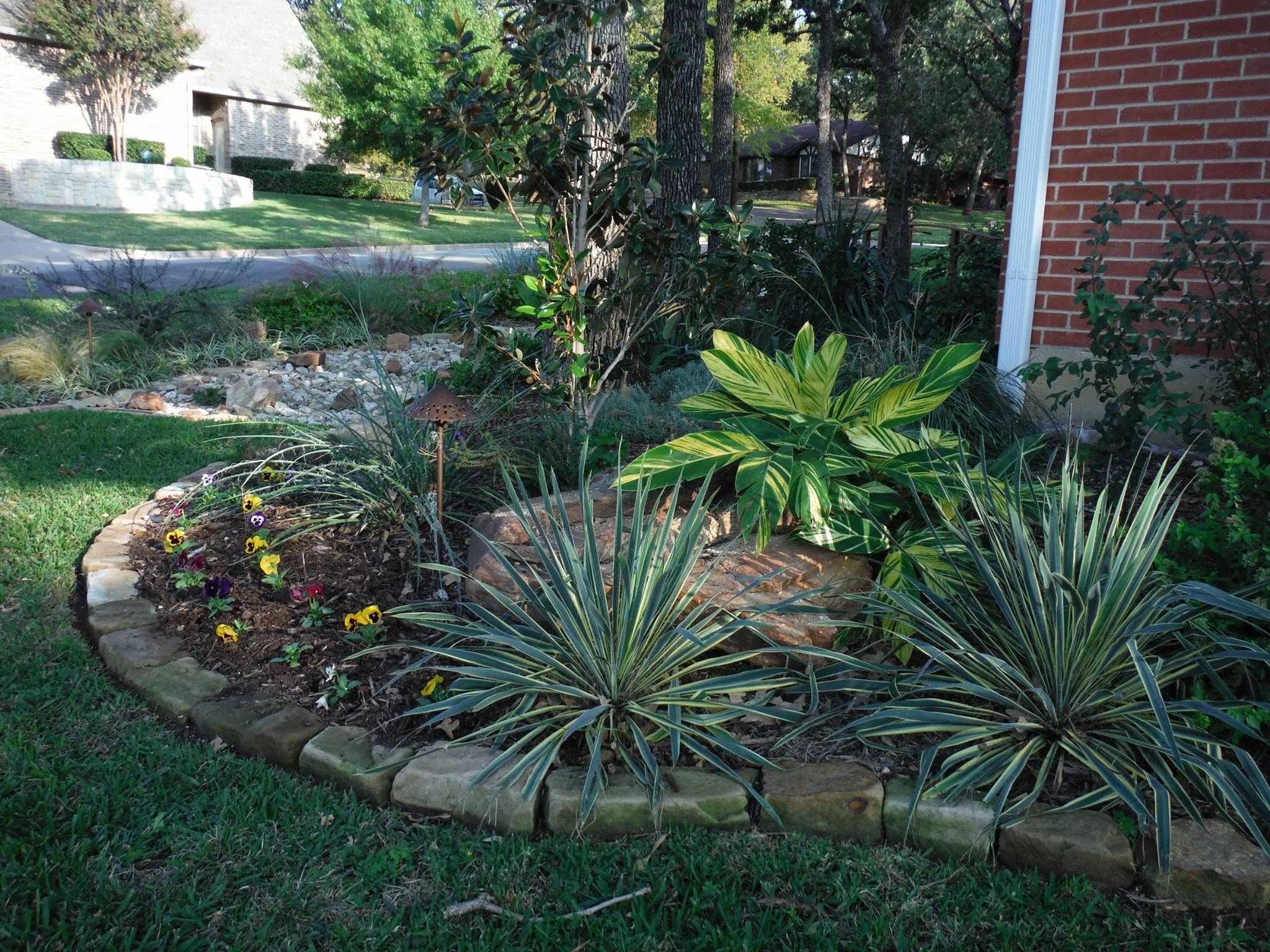 Low Maintenance Landscaping Ideas Elegant Texas Landscaping Ideas