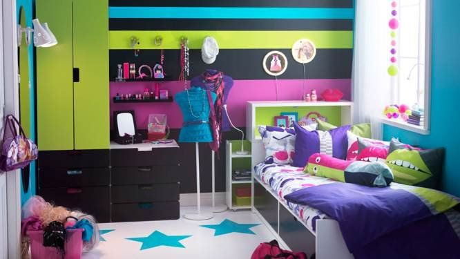 1000 images about chambre on pinterest search strada and merlin - Chambre Ika Fille