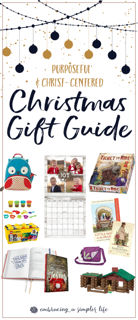 favorite things christmas gift guide for christian families