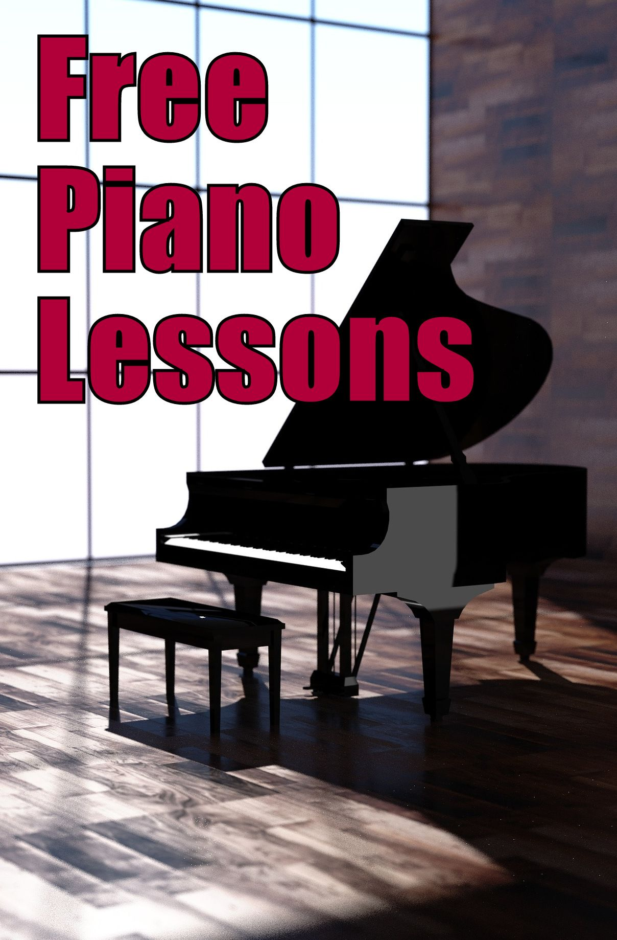 Beginner Piano Lessons Free