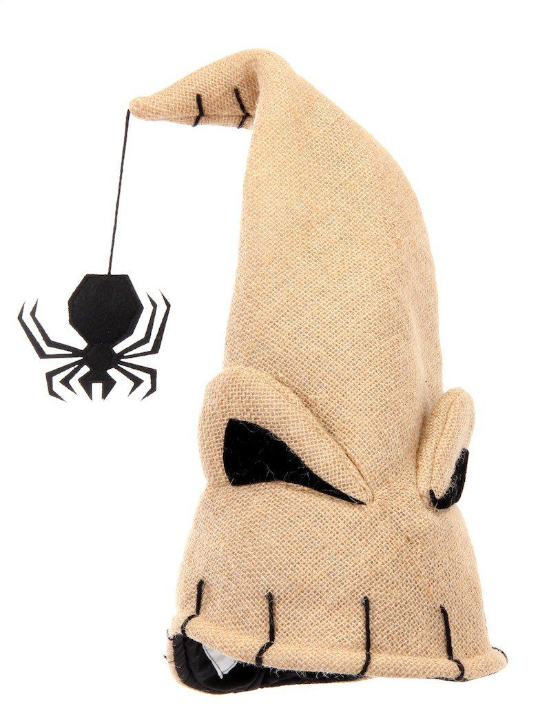 2790f20febd23 Oogie Boogie Hat - Nightmare Before Christmas from TheHolidayBarn.com