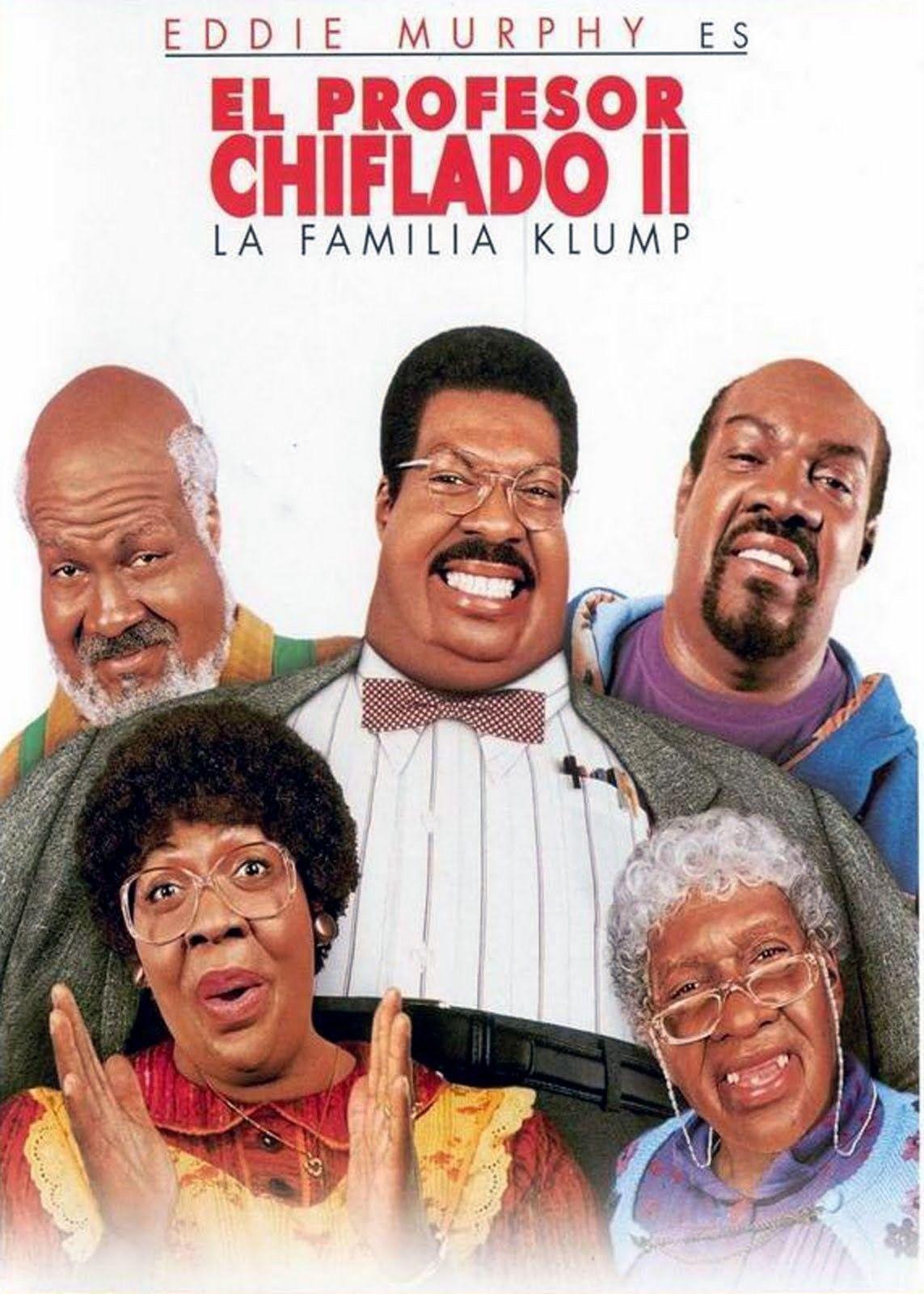 El profesor chiflado II: La familia Klump (2000) - Ver Películas ...