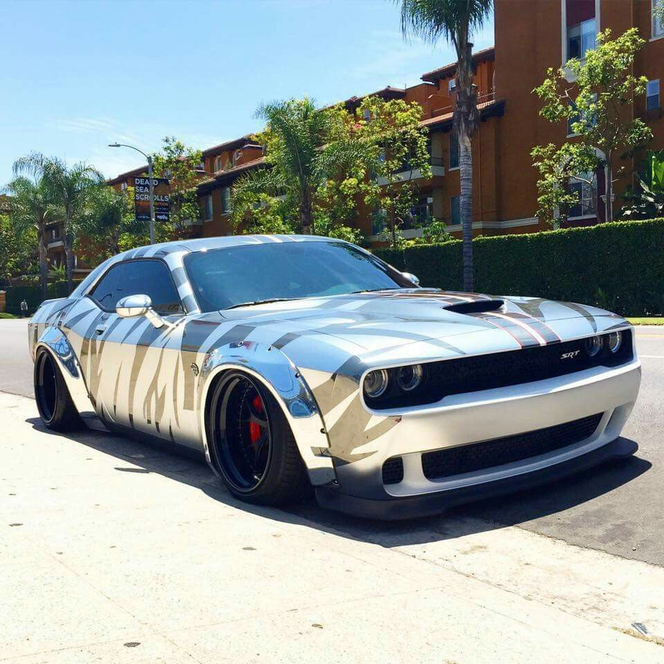 Dodge challenger with 24in rodtana rt wheels fly rides pinterest dodge challenger dodge and wheels