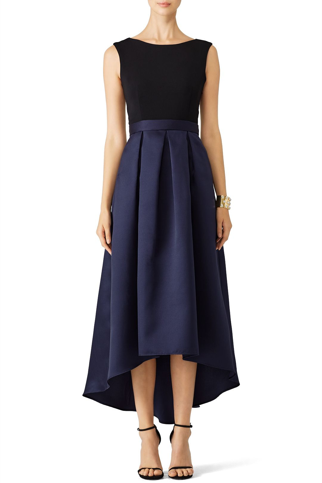 6e87cb131c5c Rent Colorblock High Low Dress by Hutch for $50 - $65 only at Rent the  Runway.