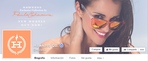 Embajador de marca y anuncios en Facebook Ads