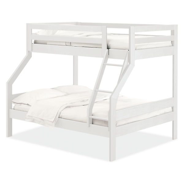 Room Board Waverly Twin Over Full Bunk Bed Bunk Beds Modern Bunk Beds Bunk Bed Designs