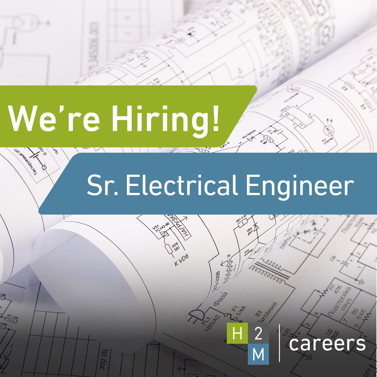 We're hiring a Sr. Electrical Engineer with 6+ years of