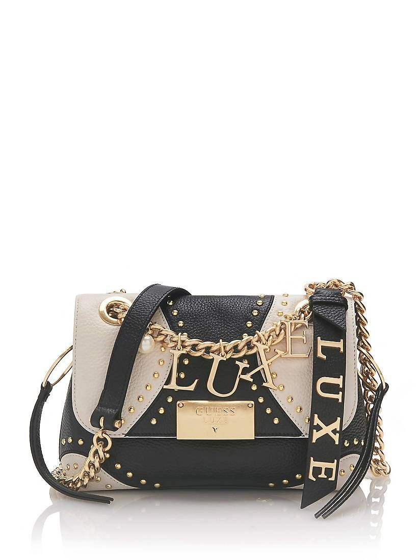 80cf36e30d Vicky leather crossbody bag studs in 2019