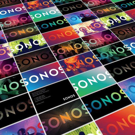 New Sonos identity makes audio visual   Branding   Creative Bloq
