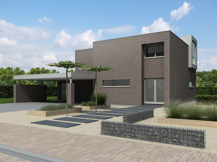Heylen bouw woonstijlen modern wonen pinterest for Moderne bouw