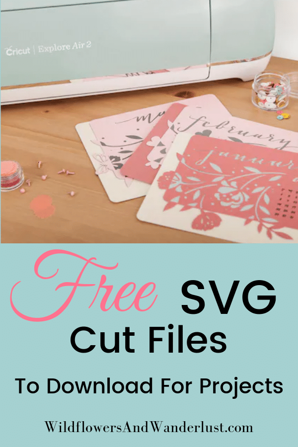 Free SVG Files and Where to Find Them Cricut birthday