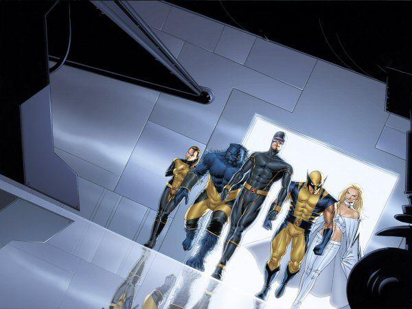 Astonishing X-Men - John Cassaday