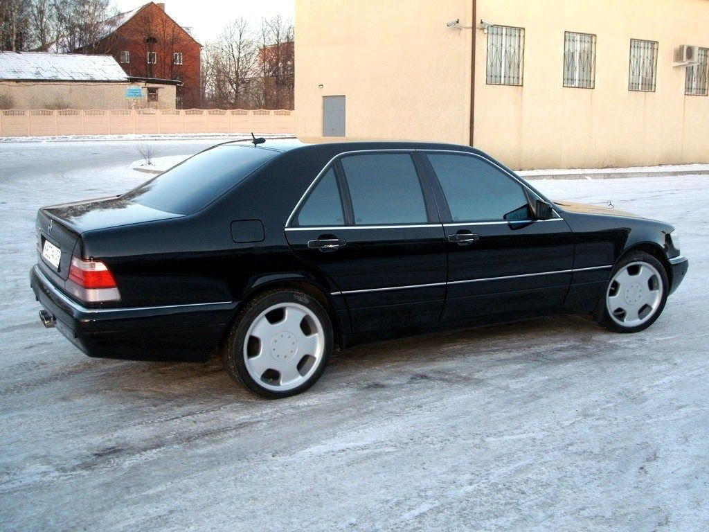 Mercedes Benz W140 Lorinser Rims Mafia Car With Images