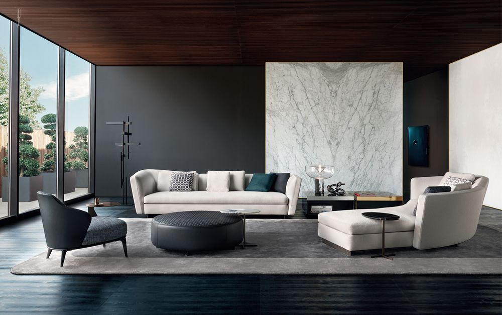 The Yang And Seymour By Minotti In 2019 Architecture Minotti