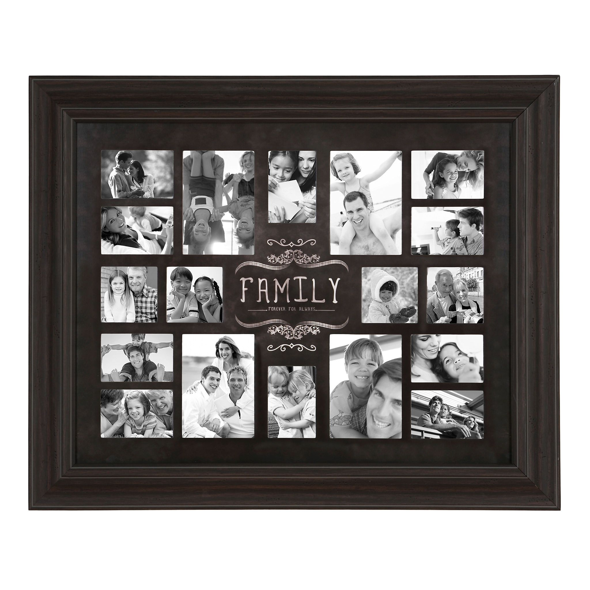 Family Forever And Always Collage Frame Collage Frames Collage Picture Frames Frame