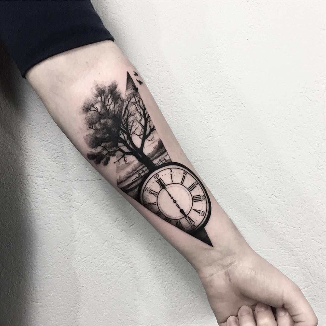 Simple And Easy Pine Tree Tattoo Designs Meanings 2019 Page 59 Of 60 Tracesofmybody Com Pine Tattoo Tree Tattoo Designs Tree Sleeve Tattoo