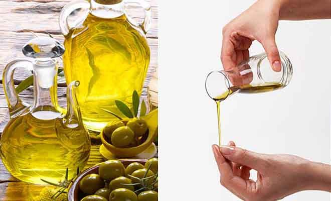 how to strengthen your nails at home with olive oil -beauty hacks
