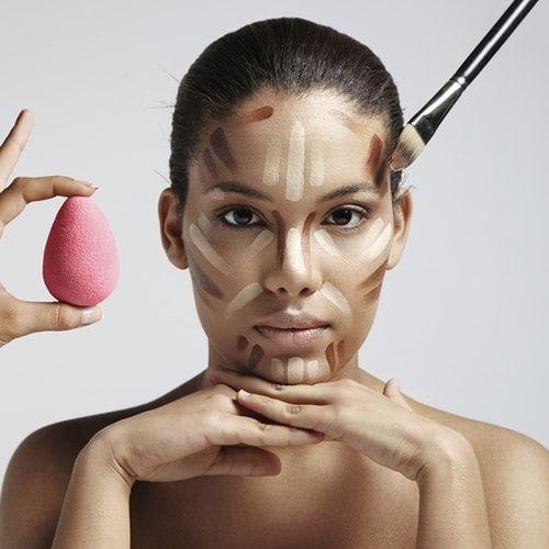 Il contouring non è più una tecnica dei soli makeup artist ...