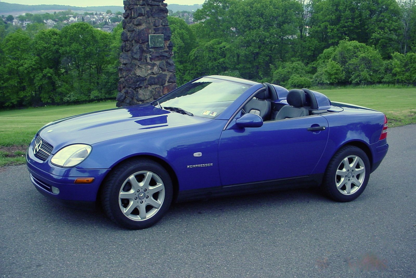 Mercedes Slk 230 With My Double Bubble Roll Bar Option Only One I Ve Seen Ever Mercedes Slk Mercedes Slk 230 Mercedes