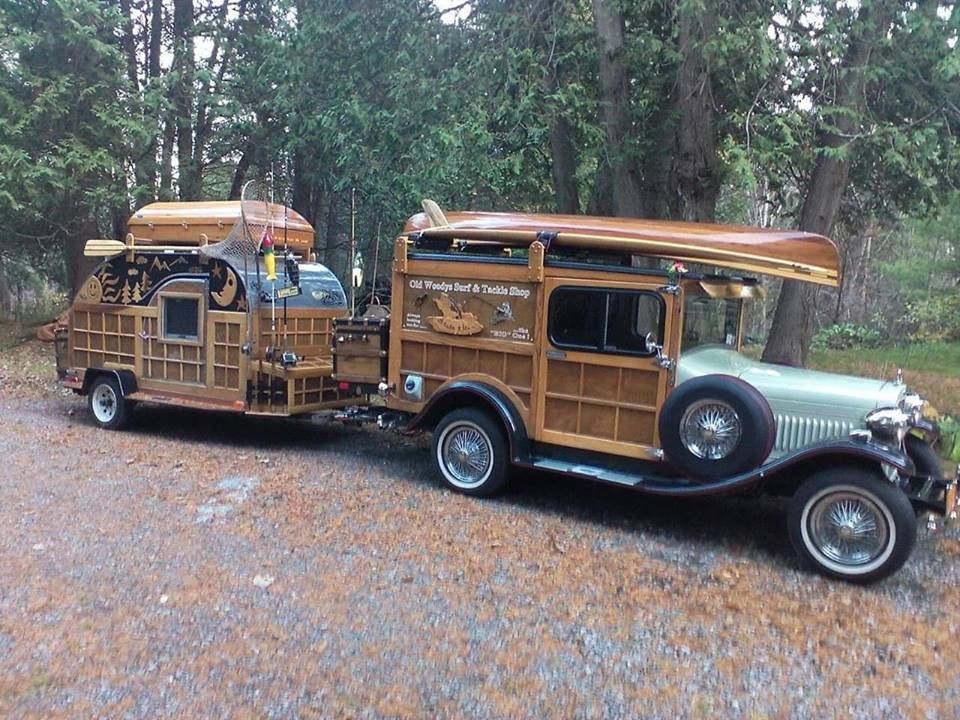 vintage style .. LOVE IT | Camping/at/bucket list/campers | Pinterest