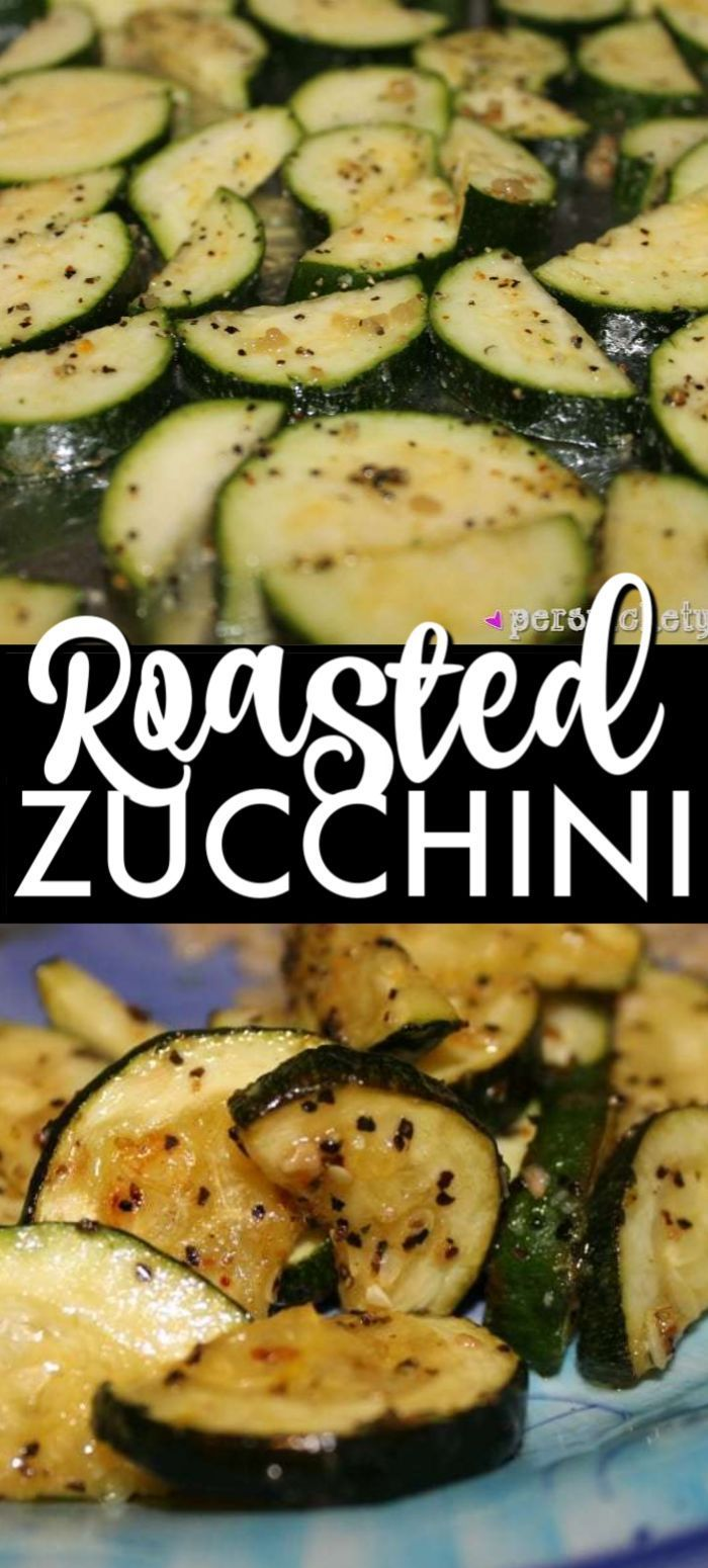 Sometimes simple is best  roasted zucchini is one of my favorites side dishes and a great way to use up your summer zucchini crop  Sometimes simple is best  roasted zucch...