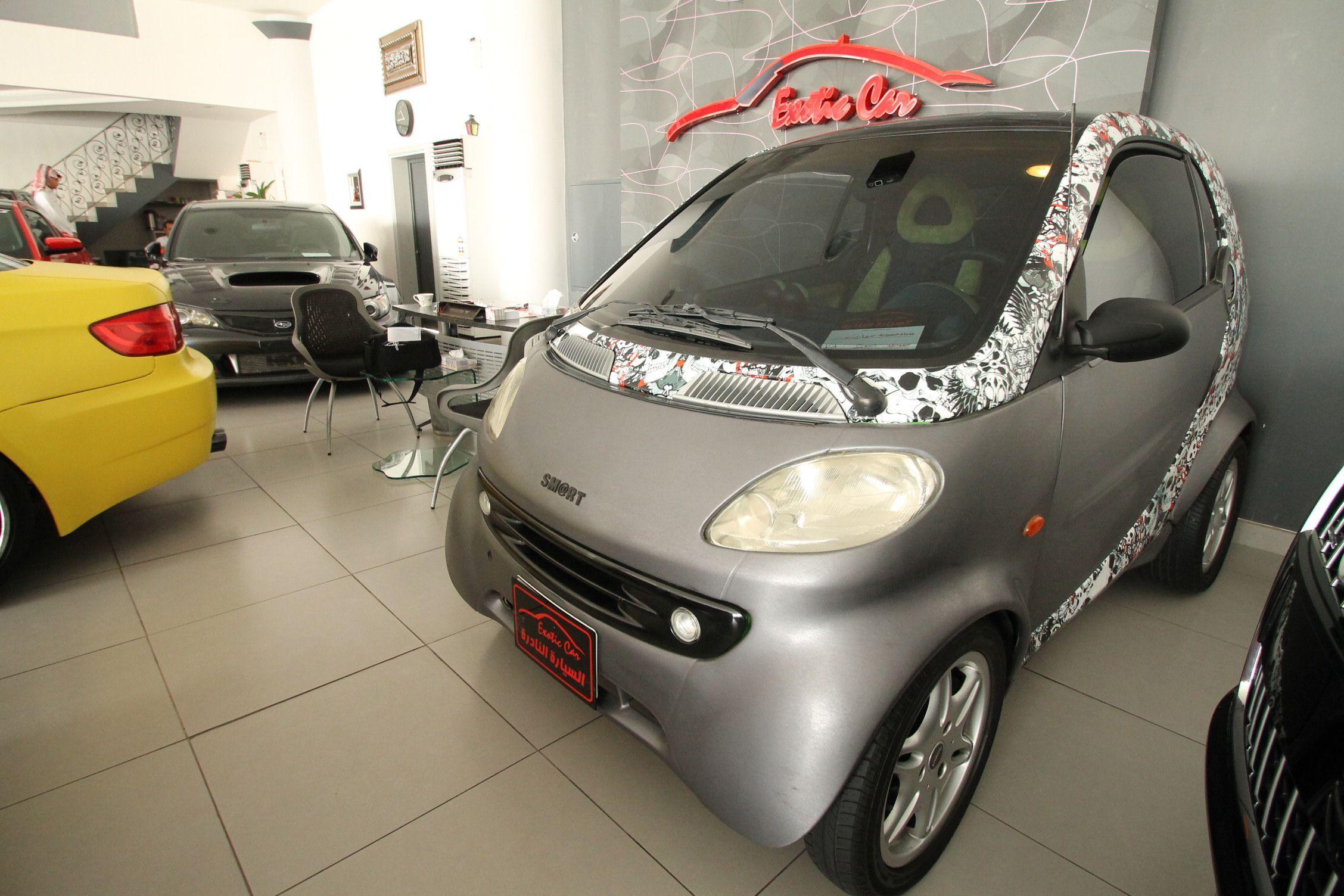 Smart Forfour For Sale In Jeddah Smart Forfour Used Cars Jeddah