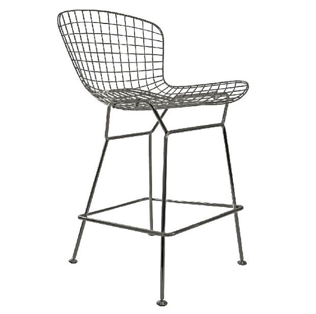 Peachy The Who Hand Welded And Hand Polished Chrome Wire Stools By Gamerscity Chair Design For Home Gamerscityorg