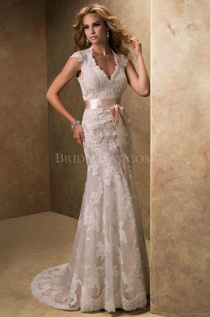 Maggie Sottero - Bronwyn - Ruby | Wedding | Pinterest | Brautkleider