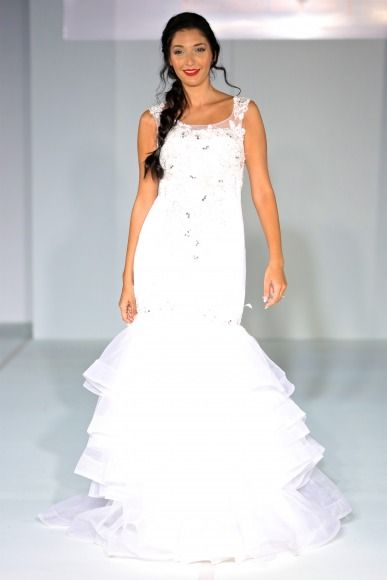 Wedding Gowns By Js Collections On The Runway At Expo March 2016 Photography Sdr Photo