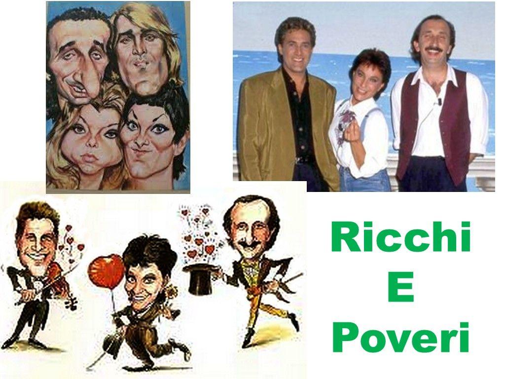 Ricchi E Poveri Movie Posters Movies Poster